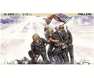 Prezzi e Sconti: #Italeri iwo jima flag raisers (6098)  ad Euro 7.90 in #Italeri #Giochivideogame giocattoli