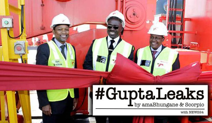 amaBhungane & Scorpio #GuptaLeaks: A third Gupta-Transnet 'kickback' contract unearthed   South Africa   Daily Maverick