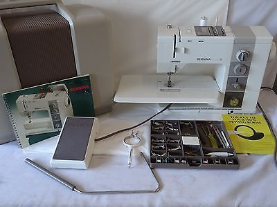 Bernina 930 Electronic Sewing Machine Fully Loaded Accessories - VERY CLEAN