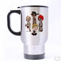 5sos 5 seconds of summer voodoo doll Travel Mug