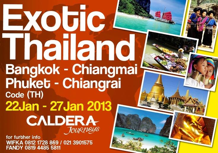 Exotic Thailand #1