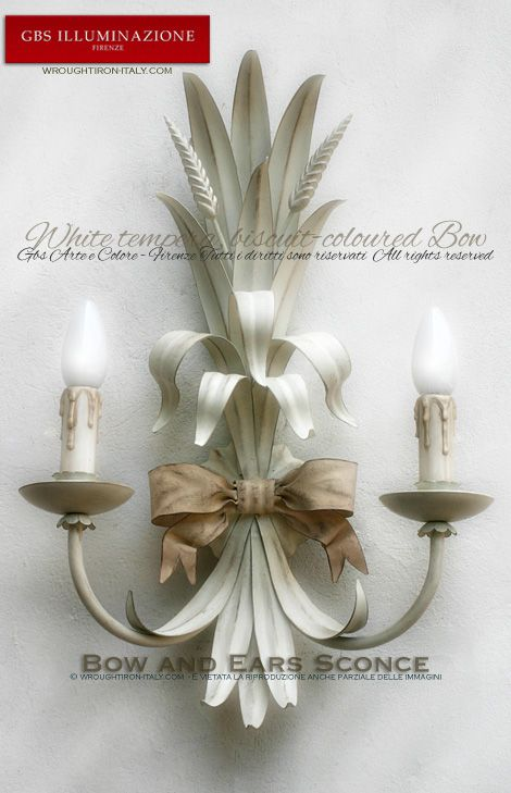 45 best ideas about Wall Sconce - Wall Light on Pinterest  White roses, Anti...