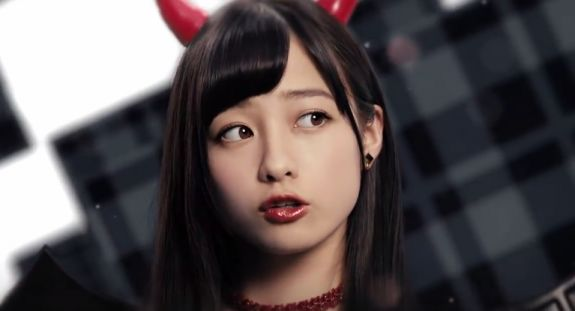 Hashimoto Kanna.