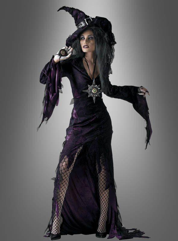 zauberin deluxe hexenkost m halloween costume ideas. Black Bedroom Furniture Sets. Home Design Ideas