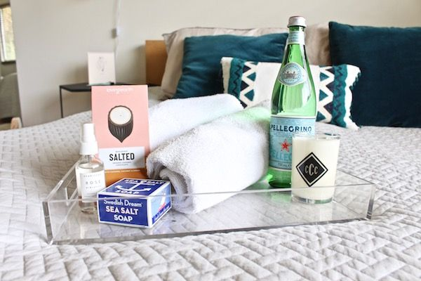 Tips for Preparing for Houseguests || Alexandria Mavis Blog