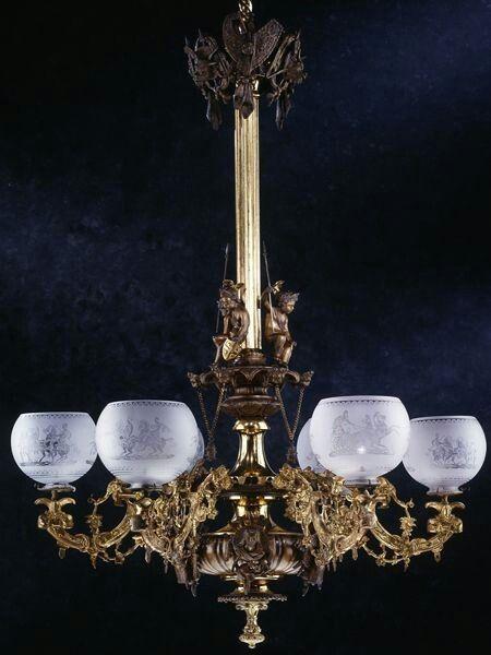 Victorian Chandeliers, Antique Brass Chandelier, Victorian Lighting, Antique  Lamps, Antique Lighting, Chandelier Lamps, Pendant Lighting, Gas Lights, ... - 70 Best Gasolier Images On Pinterest Classic Architecture