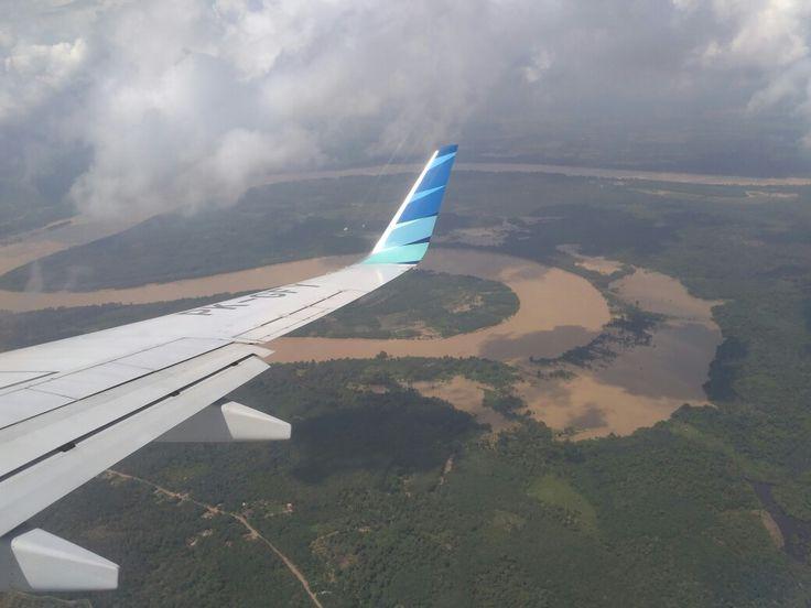 Batanghari river, Jambi