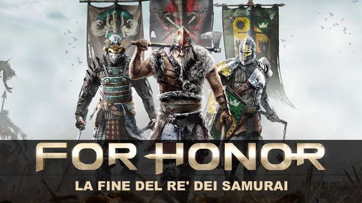 La fine del Ré dei Samurai