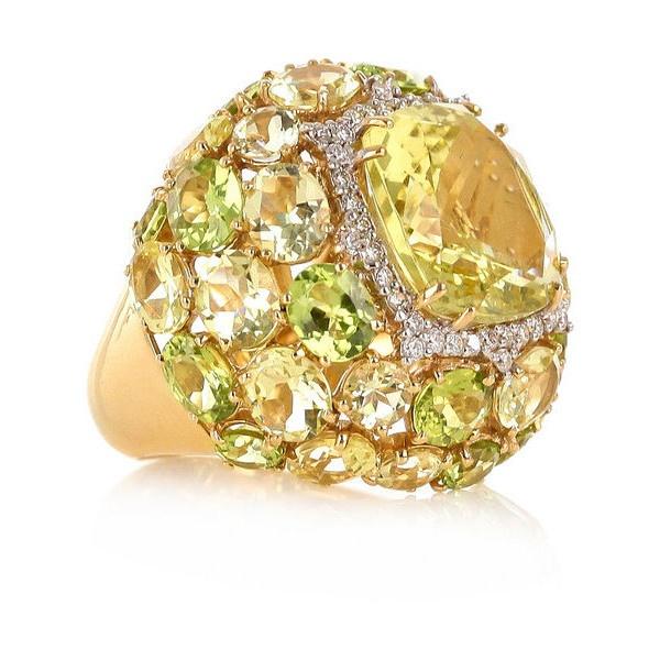 Kiki mcdonough fine jewellery YELLOW GOLD