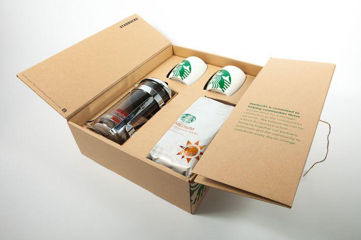 Custom Packaging This Custom Designed Corrugate Gift Box