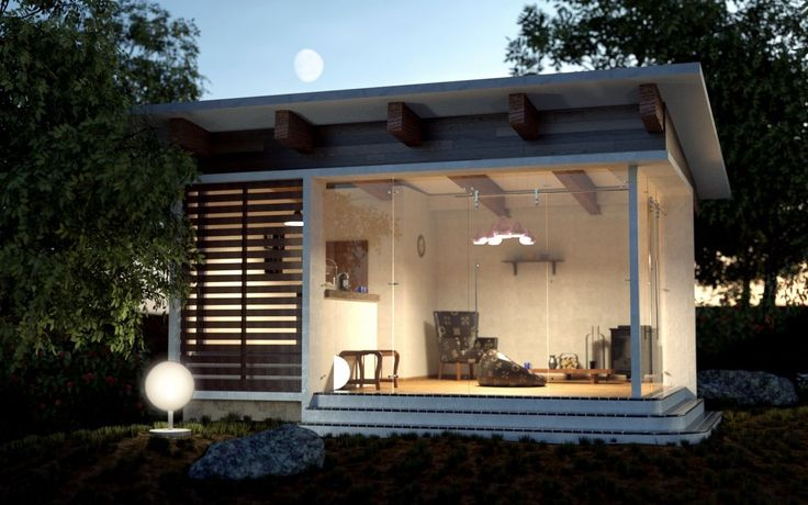 1000 Ideas About Small Cabin Plans On Pinterest: 1000+ Ideas About One Room Cabins On Pinterest