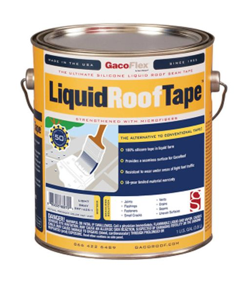 Gaco Liquid Roof Tape   GALLON