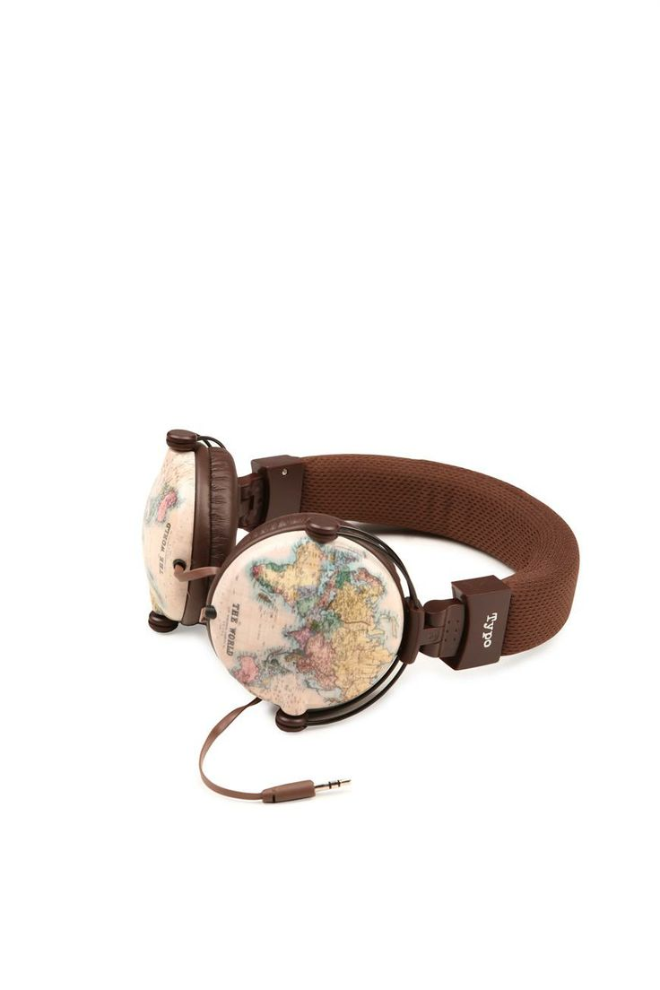 I WANT!! turn it up headphones   Cotton On