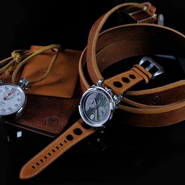 CT Scuderia natural leather collection #porsche #astonmartin #triumph #norton #bentley #Ducati #cafe-racer #cafe-raider