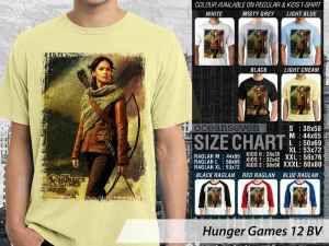 Kaos Hunger Games Mockingkay Lives, Kaos Hunger Games District 11, Kaos Hunger Games Mockingjay Logo, Kaos Hunger Games Couple