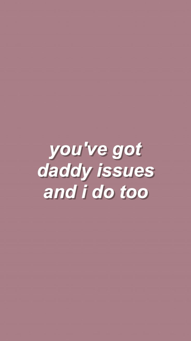 Daddy Issues - The Neighbourhood