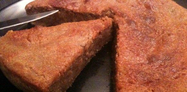 Recette du moelleux à la châtaigne | Cuisinez Corse