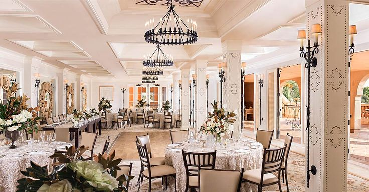 Rancho Santa Fe Wedding Venues & Meeting Rooms | Rancho Valencia - Weddings & Meetings
