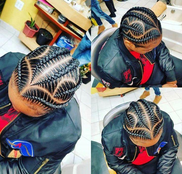 Tresses. Idées de coiffure pour hommes   – men's hairstyle ideas