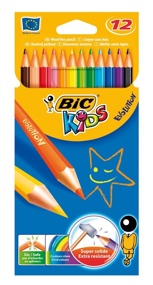 bic potloden te koop bij action