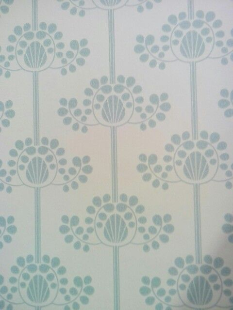 Behang, retro  textile, surface, pattern  Pinterest
