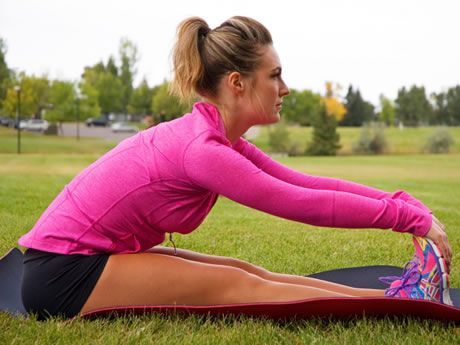 5 Hamstring Stretches Your Legs Will Love