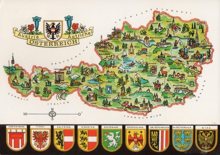 Rsultats de recherche dimages pour austria postcard