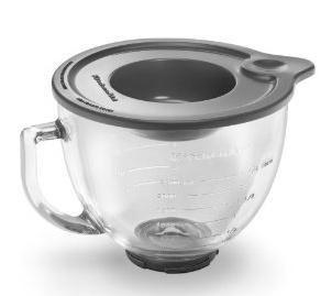 KitchenAid K5GB 5-Quart Glass Bowl - $39.95 KitchenAid K5GB 5-Quart Glass Bowl