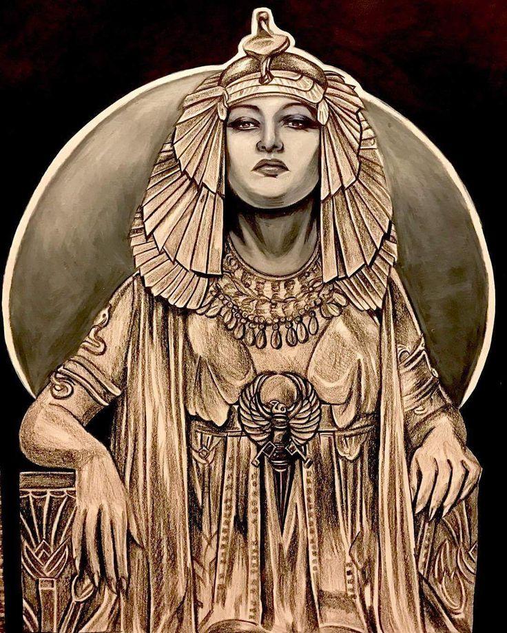 Cleo Patra artwork. #spirit #cleopatra #sun #cleopatra  #egyptian #queen #gypsy #egypt #drawing #blackandgrey #inked #ink #photorealism #realism #jewelry #artist #beautiful #pyramid  #portrait #art #artwork #awesome #goddess #cali #amazing #la #lady #woman #tattoo #universe #3d