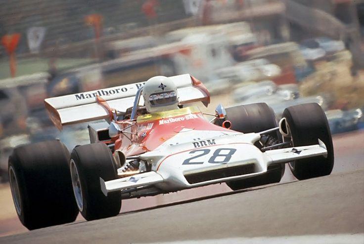 Alex Soler-Roig - BRM P160B #28 - GP España - 1972