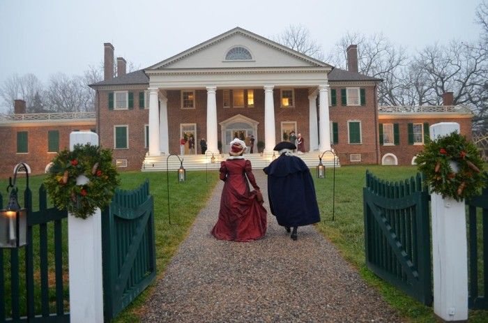 Alternative tourist destinations in VA 5. James Madison's Home at Montpelier, Orange