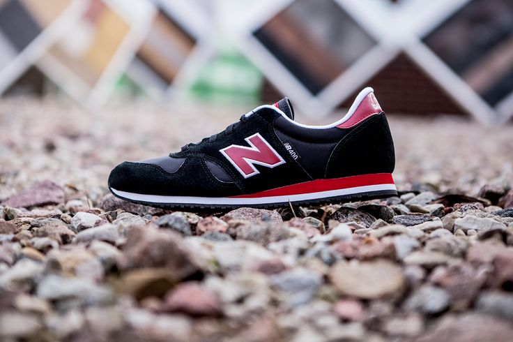 NEW BALANCE ML400SNC #red #sneakers