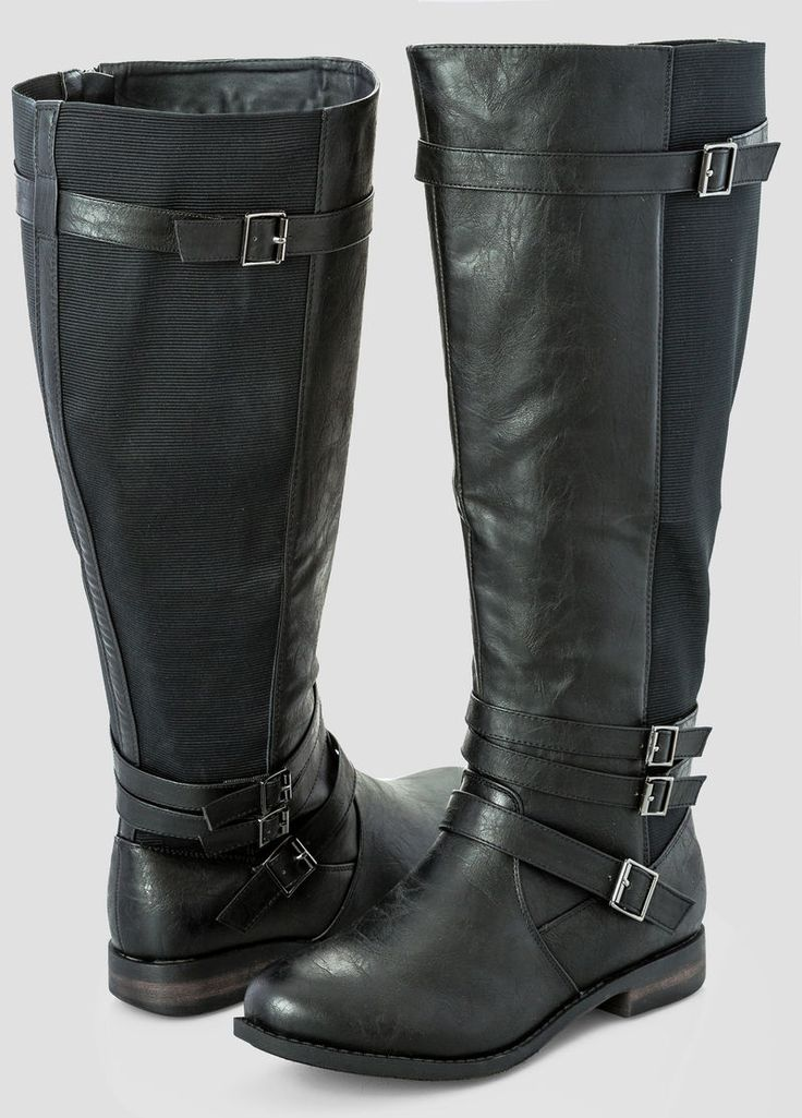 168 best images about wide calf boots on Pinterest | Riding boots ...