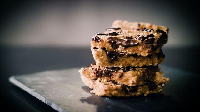 Tasty Health: Peanut Butter Protein Blondies
