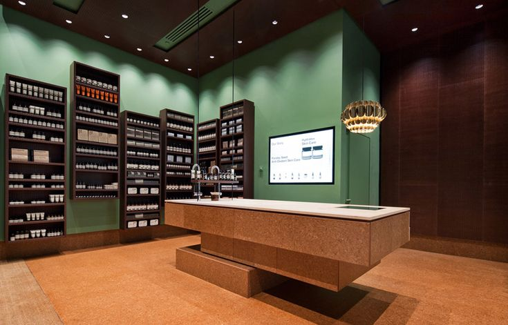 Russell & George, Aesop Claremont. Photo by Stephen Nicholls | Australian Design Review   #Retail #Interior #Design