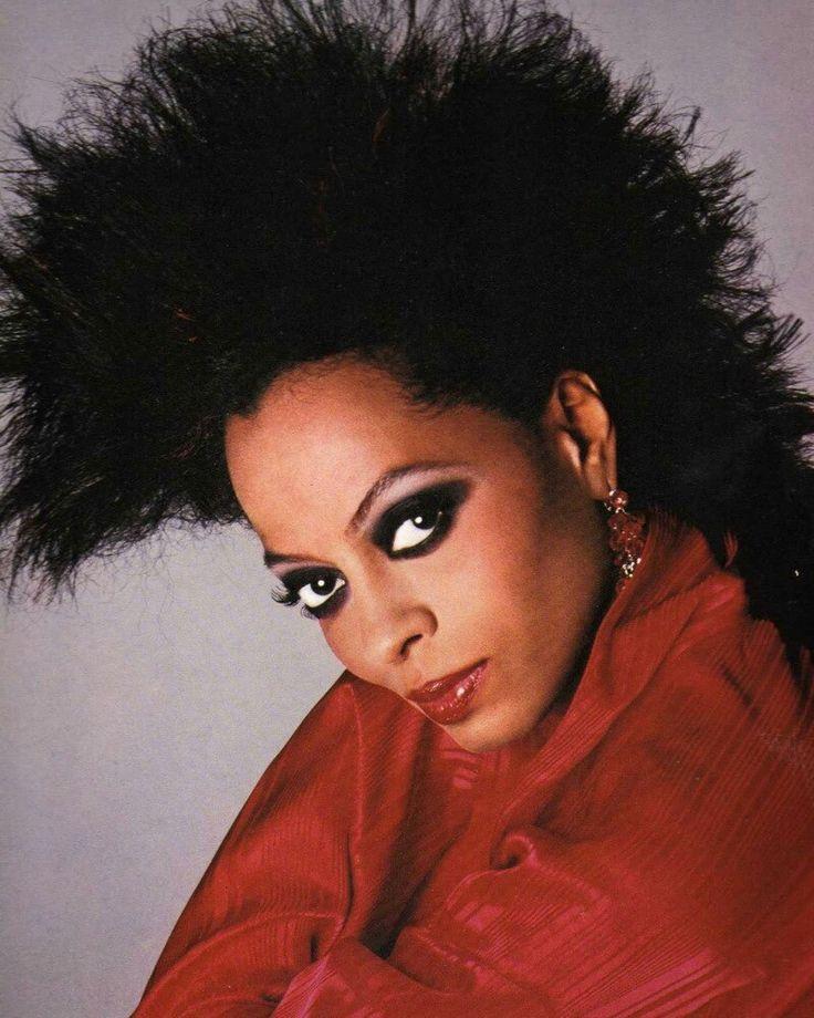 Diana Ross!