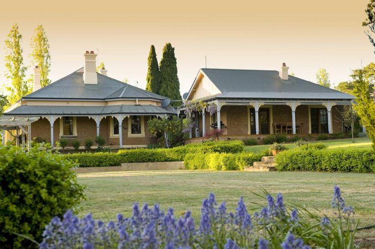 Beautiful Victorian home built in 1885, in Orange, NSW, Australia