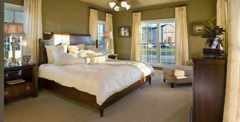 The Gladwyne's Master Bedroom at Noble's Pond