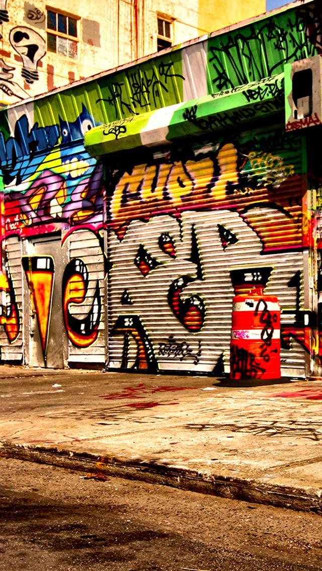 Street Art wallpaper android iphone Phone Wallpaper