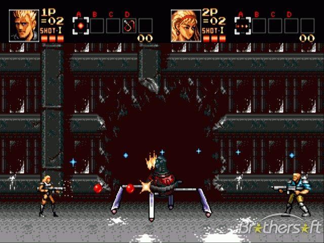 Mega Drive: Ação frenética em Contra Hard Corps! [Retro Games] – Portallos – Games & Cultura Nerd via http://www.portallos.com.br/arquivo/2010/12/20/mega-drive-acao-frenetica-em-contra-hard-corps-retro-games/