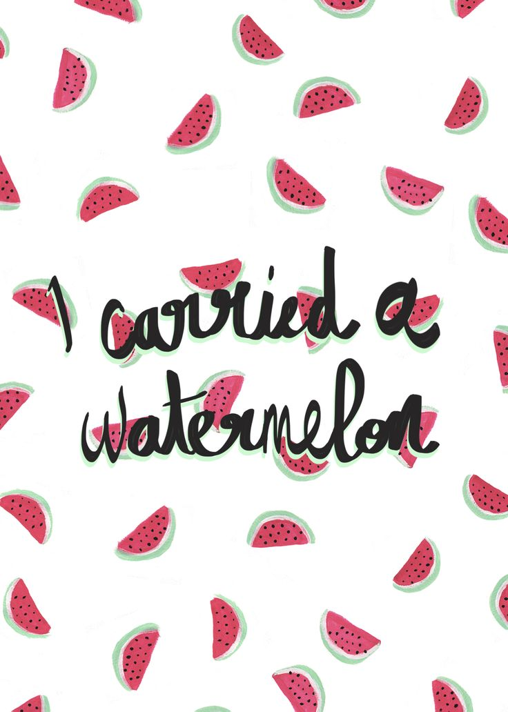I Carried A Watermelon Funniest Dirty Dancing Quote Totally Relate To This Awkwardness Haha