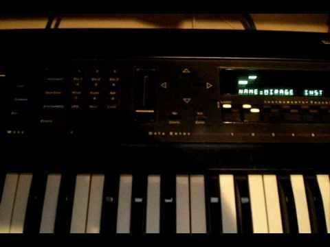 Ensoniq EPS 16 Plus vs. The Mirage - Digital to Analog Converter Comparisons - Since the EPS 16+ is backwards compatible with the Mirage and the original EPS. In this video well hear the difference between the 8 bit depth of the Mirage and the 16bit depth of the 16+ along with a comparison between the tonal variations that the D to A converters of each sampler have on the same sampled sound.  As always Thanks for Stopping By!  Subscribe to me on YouTube…