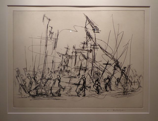 It 's Only Arts: Νικόλαος Βεντούρας. Ένας θρύλος της χαρακτικής στο Ιταλικό Μορφωτικό Ινστιτούτο Αθηνών ( Φωτορεπορτάζ ).