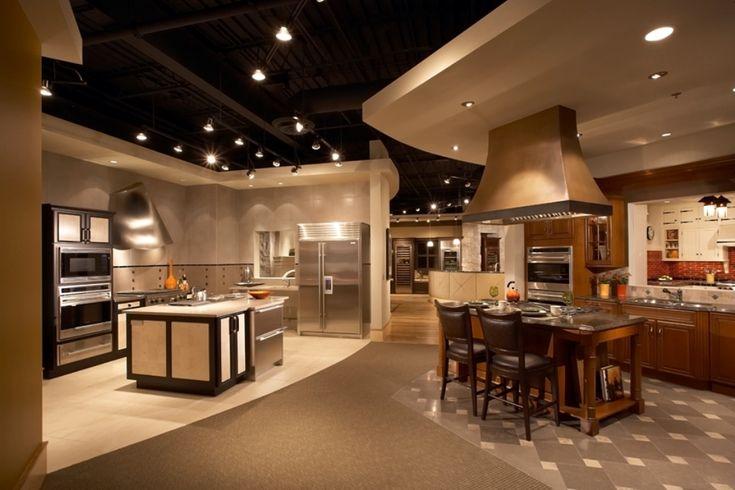 nice kitchen showroom design amazing design
