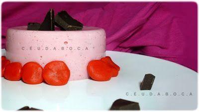 Strawberry and yogurt mini-puddings | mini-pudins de morango e iogurte (vegan), Receita Petitchef