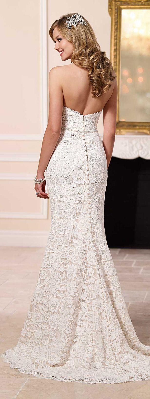 Stella York Spring 2016 Wedding Dress _23