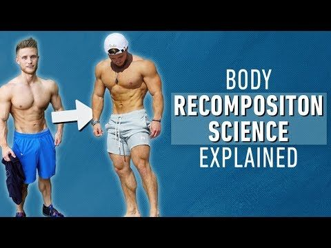 How To Build Muscle For Weight Loss : How to Build Muscle and Lose Fat at the Same Time | Body Recomposition Science Explained
