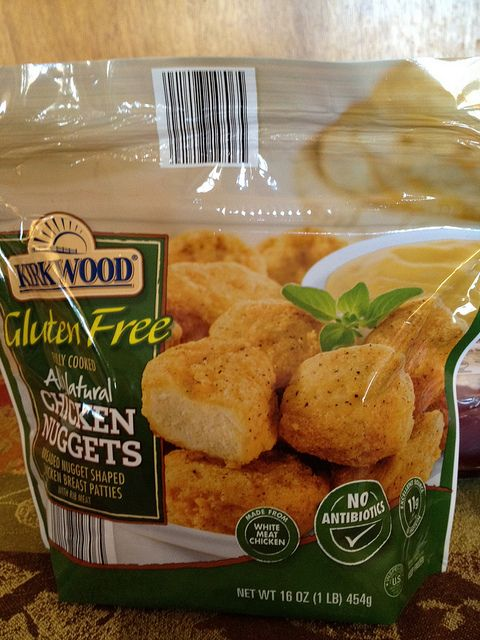$4.99 at ALDI -- HUGE hit, hope they keep them around after the special buy is over -- the non-gluten free kid even prefers them to regular name brand and ate instead of his own! (Fall Gluten Free Recipes)