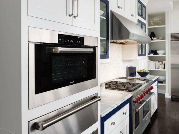 Die besten 25+ Küche mit elektrogeräten Ideen auf Pinterest ... | {Küchenmöbel mit elektrogeräten 26}