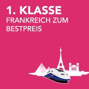 Per Zug nach Frankreich und Europa: Hier Reise planen und günstige Bahntickets online buchen (TGV & ICE, Thalys, Eurostar, City Night Line …)